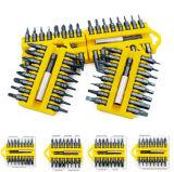 17PCS/Set 4 Type Tamper Proof Torx Hex Star Bit Magnetic Holder Screwdriver Bits