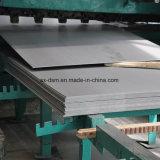 316ti 2b ba la superficie con la hoja de acero inoxidable de buena calidad