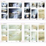 공장 알루미늄 목욕 부속품