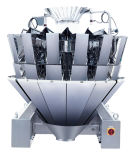 Pesador principal do padrão 2.5L Multihead de China 14 para a máquina de embalagem
