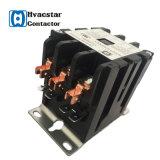 Контактор /Hvacstar 3p 30A 24V контактора Dp с UL Cetificate