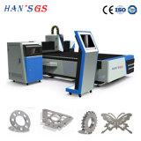 1000W máquina de corte de fibra a laser de Metal
