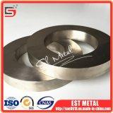 De zuivere Niobium van 99.95% Delen van het Smeedstuk RO4200 Leverancier van de Ring
