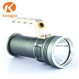 Torcia elettrica autoalimentata lampada di campeggio degli indicatori luminosi di ricerca della torcia potente Emergency del LED
