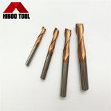 Moinhos de extremidade baratos do carboneto do preço de China com 2 flautas