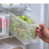 Cómoda cocina nevera Caja de almacenamiento Contenedor de plástico apilables HC-1522