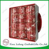 6.3cm Breiten-zweiseitiger Polyester-Satin-Farbband-Großverkauf