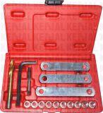 Conjunto de la reparación de la cuerda de rosca de la dirección del calibrador del freno