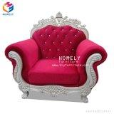 Commercio all'ingrosso dell'oggetto d'antiquariato del sofà del tessuto di Morden della mobilia di cerimonia nuziale
