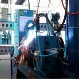 máquina de soldar a cobertura do cilindro de GPL semiautomático