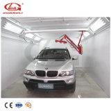 На заводе поставщика Ce инфракрасные лампы для покраски автомобилей краски стенд Китая