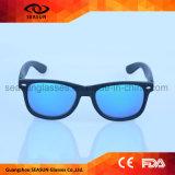 Óculos de sol polarizados do espelho da natureza da alta qualidade Mens por atacado