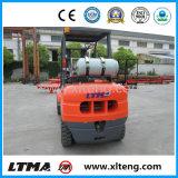 Chariot élévateur chinois de LPG chariot gerbeur d'essence de 4 tonnes