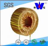 Inducteur de pouvoir de bobine de volet d'air de faisceau de ferrite avec RoHS