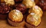 Plein de chocolat à haute vitesse automatique Machine d'ENRUBANNAGE BALLE