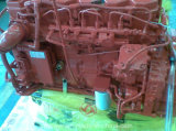 Isde185 30 de 136kw/2500rpm Elektrische Dieselmotor van Cummins van de Gouverneur voor de Vrachtwagen van de Bus