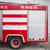 L'alliage d'aluminium enroulent des portes d'obturateur pour le camion de pompiers