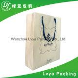 Impreso de reciclado de bolsas de papel de la fábrica de compras