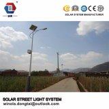 Hochwertiges im Freien helles Straßenlaterneder Sonnenenergie-100W