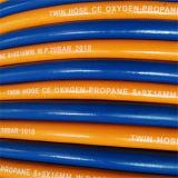 Ce 8+9x16mm double flexible pour l'oxygène et de propane