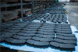 Alto desempenho Semi-Metallic pastilhas de travões de disco de caminhões para a Mercedes-Benz