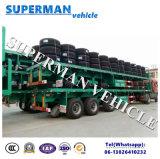 Cino del camion rimorchio del carico semi dalla Cina
