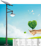Piezas solares de la luz del jardín de la batería ahorro de energía de Li en luz de calle solar