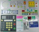 医療機器のアプリケーションのためのキーボード膜スイッチパネル