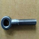 Alliage d'acier forgé à chaud en acier au carbone de boulon à oeil de levage DIP Swing DIN 444