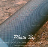 ينبثق [هدب] شبكة بلاستيكيّة لأنّ معدن خطّ الأنابيب حماية
