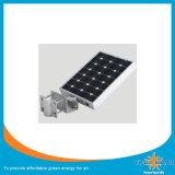 réverbère solaire de 30W Intergrate pour le jardin/rue/grand dos