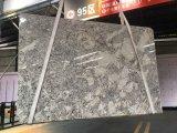 Аляска белого гранита полированной плитки&слоев REST&место на кухонном столе