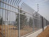 上昇の高い安全性の鋼鉄金属の塀のパネル無し