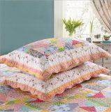 Настраиваемые Prewashed прочного удобные кровати стеганая 1-х покрывалами Coverlet для 14