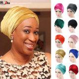 Bandeau neuf de turban de velours de Salut-Ana pour des dames