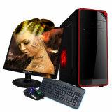 DJ-C001 de Personal computer van de Desktop met Zwart Muis en Toetsenbord