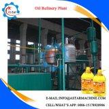 5 ton por dia Girassol Linha refinaria de óleo alimentar da Palm