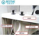 Sanitarios de acrílico bañera spa con grifos para el baño (BT-Y2502)