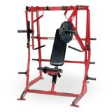 オリジナルのハンマーの強さ装置のISO側面低下の出版物の体操機械