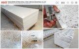 Folha de superfície contínua acrílica da laje de pedra artificial do material de construção (171109)