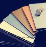 comitato composito di plastica del comitato di parete dell'alluminio di 6mm