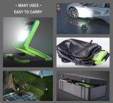 10W регулируемый Портативный аккумулятор 360 градусов светодиодный фонарь рабочего освещения для Home-Office-Car-Inside/выход