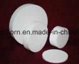 Tubo di ceramica di vetro di ceramica lavorabile alla macchina di Macor