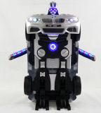 Robot de transformation balade en voiture jouet électrique