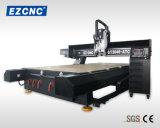 Ezletter SGS aprobado de doble husillo de bolas de alta velocidad y la talla de grabado CNC Router (GT-2040ATC)