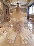 Vestido de casamento real de 2017 laços