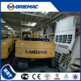 Liugong 15 톤 최신 판매 Clg915를 위한 유압 크롤러 굴착기