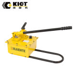 Pompa a mano idraulica d'acciaio manuale durevole di marca di Kiet