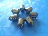 Pontas da mineração do carboneto de tungstênio para bits de broca
