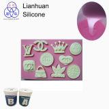 Platinum Vulcanized силиконового герметика для пирога Cookie литьевого формования пресс-форм
